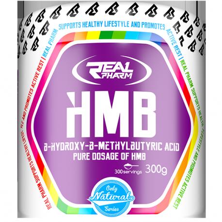 Real Pharm HMB 300g.