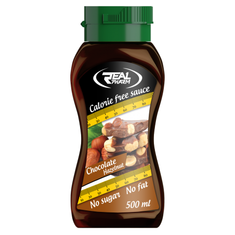 Real Pharm Syrop ZERO Cal. 500ml
