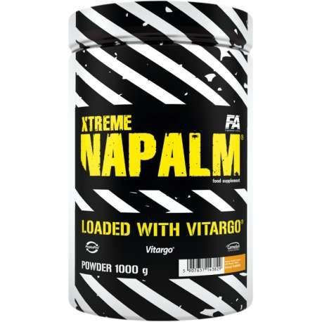 FA Napalm loaded with Vitargo 1000g
