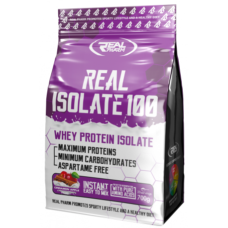 .Real Pharm Real Isolate 100 - 700g