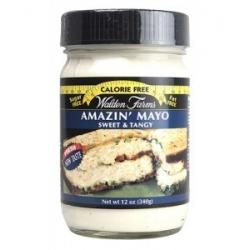 WALDEN FARMS - Mayonnaise Amazin Mayo - 340g  Kremowy Majonez