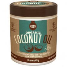 TREC Better Organic Coconut Oil-pet-470g nierafinowany