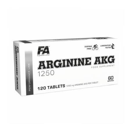 FA Arginine AKG 1250 blister 4x30 tab