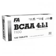 FA BCAA 4:1:1 1100 blister 4x30 tabs