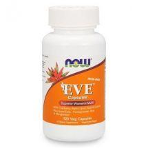 Now Foods EVE Superior Women's Multi 120vegecaps