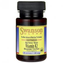 Swanson K2 100 30caps