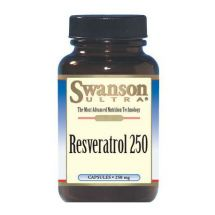 Swanson Resveratrol 250 30caps