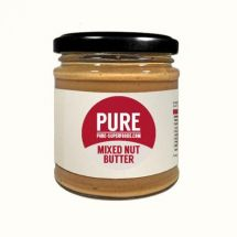 Pure Natural Organic Mixed Nuts Butter 170g