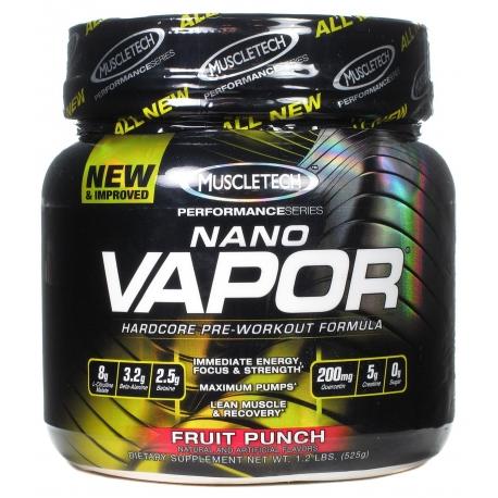 Muscletech Nano Vapor Performance Series - 525g