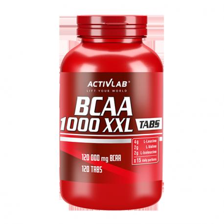 ActivLab BCAA 1000 - 120 kaps.