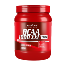 ACTIVLAB BCAA 1000 XXL 300 tabs