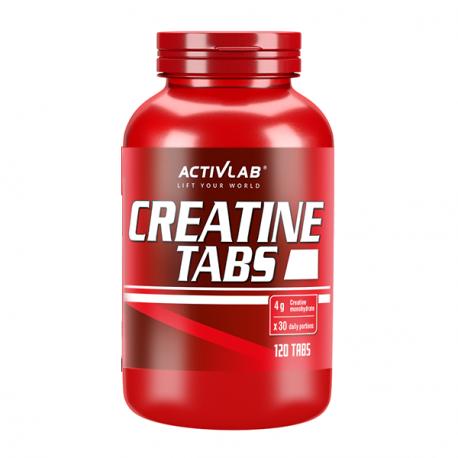 ActivLab Creatine Tabs 120 tab.