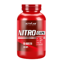 Activlab Nitro Caps 120 kap.