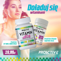 ProActive Zestaw witamin