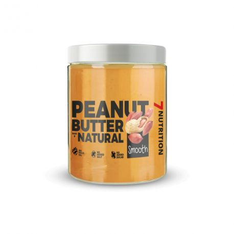 7 Nutrition Peanut Butter 1000g Smooth