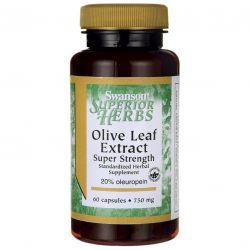 Swanson olive leaf 750mg