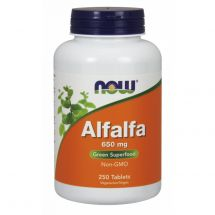 NOW FOODS ALFALFA 650mg 250tab
