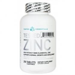 Tested ZINC Gluconate 250 kaps