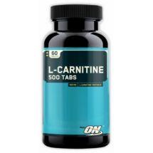 Optimum L-carnitine 60 caps. (data do 30.08.)
