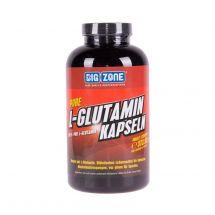 Big Zone L-Glutamin 450kaps (data do 30.09.)