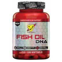 BSN DNA Fish Oil 100 softgels (data do 30.09.)