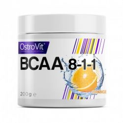 Ostrovit BCAA 8-1-1 200g (data do 02.09.)