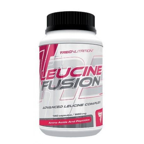Trec Leucine Fusion 360 kap. (data do 30.09.)