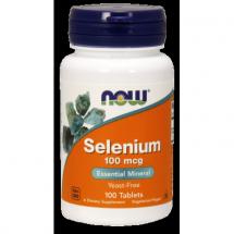 Now Foods Selenium 100tab