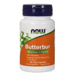 Now Foods Butterbur (Lepiężnik) 60vCaps