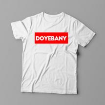 "T-shirt ""DOYEBANY"""