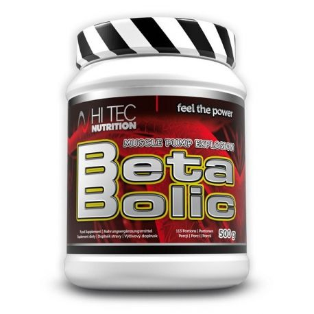 HI TEC Beta Bolic 500g (data do 30.10.)