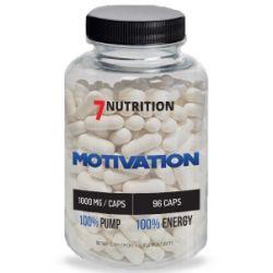 7Nutrition Motivation 96 kaps.