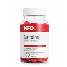KFD Caffeine - 100 tabs (data do 31.10.)