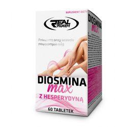 Real Pharm Diosmina max z hesperydyną 60tabl.