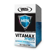 Real Pharm Vitamax MEN 60tabl.