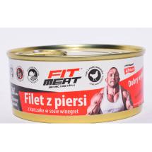 FitMeat Pierś z kurczaka w winegret 160g