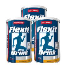 ZESTAW 3x Nutrend Flexit Drink - 400 g