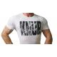 """Real Wear T-Shirt biała  """"Knur"""""""