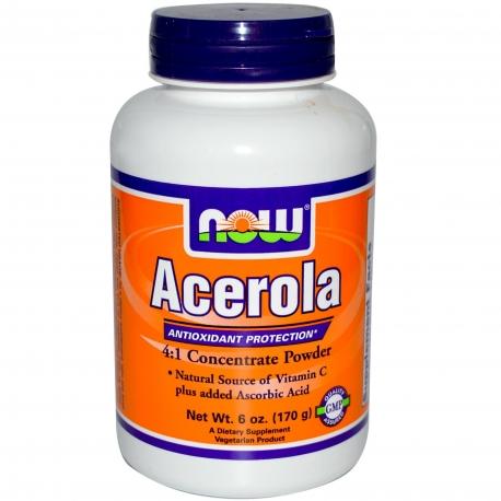 Now Foods Acerola - 170g