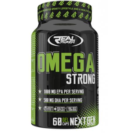 Real Pharm Omega 3 Strong 60kaps