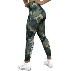Real Wear Legginsy CAMO - Push up