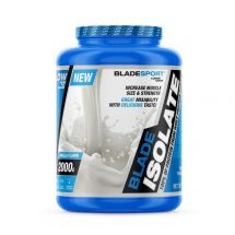 Blade Nutrition Isolate Whey Protein 2000g