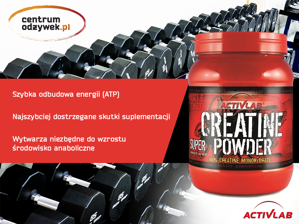 Active Lab Creatine 500g