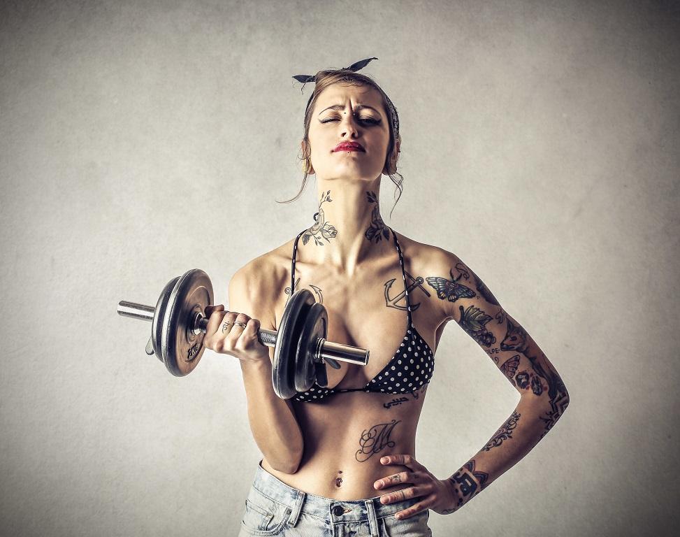 Tatuaże A Trening