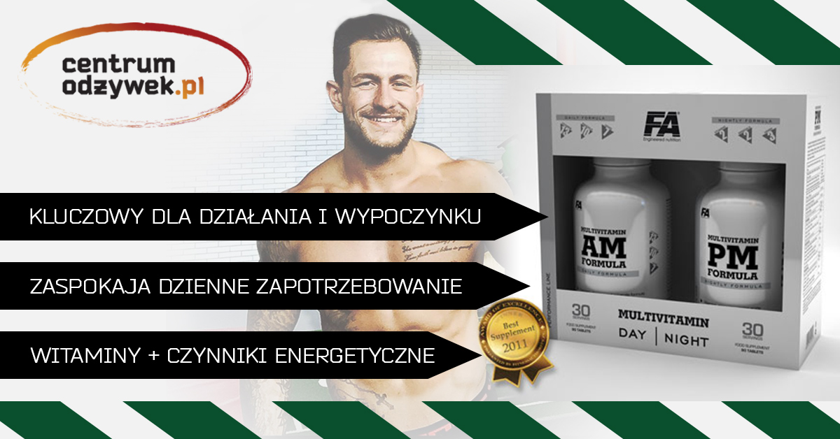 FA MultiVitamin AM + PM Formula