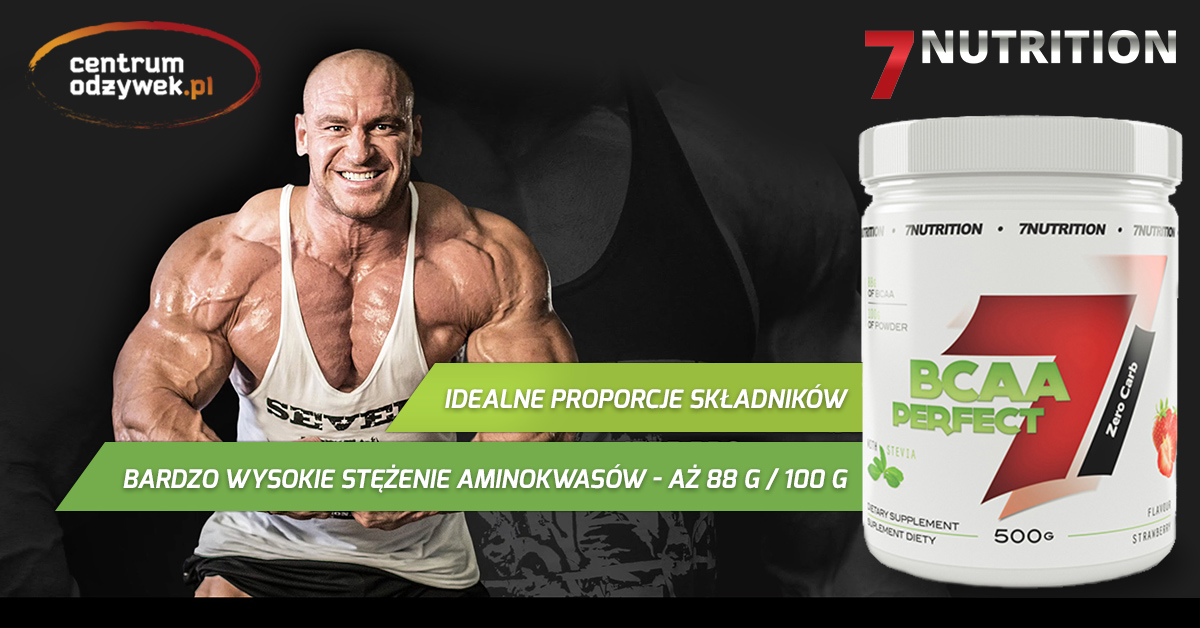 7 Nutrition BCAA Perfect