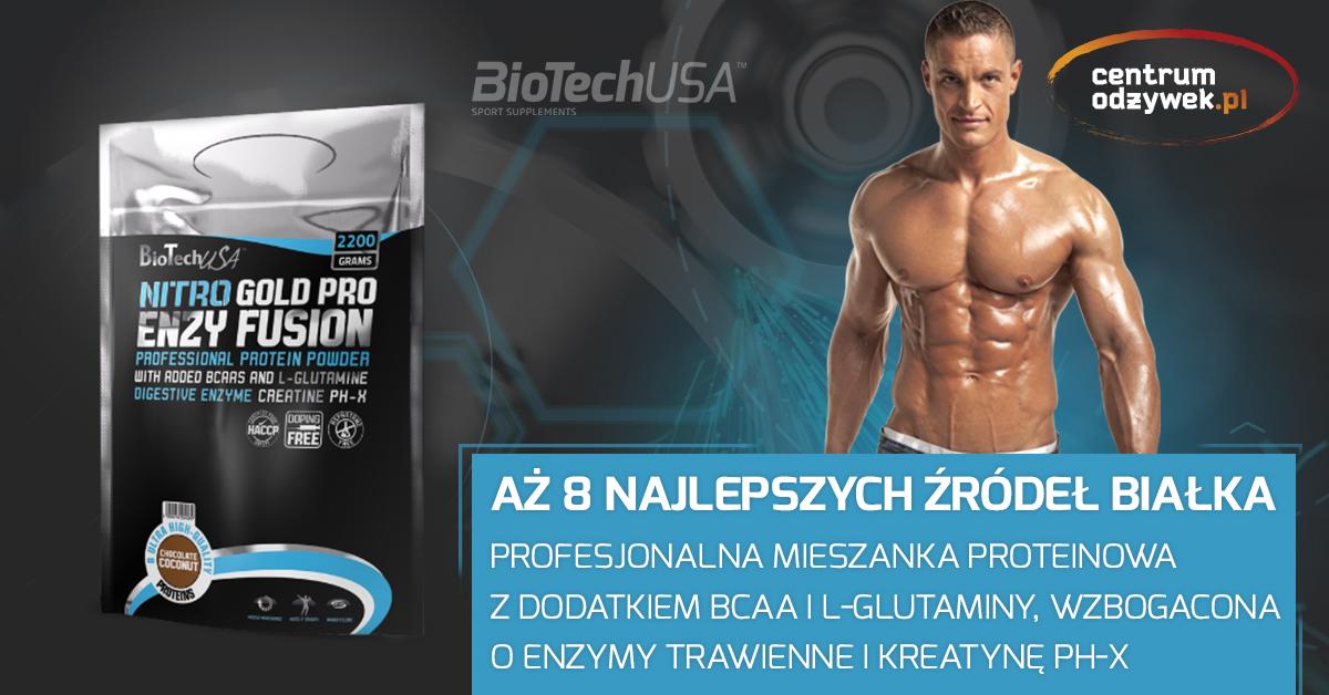 Bio Tech Enzy Fusion