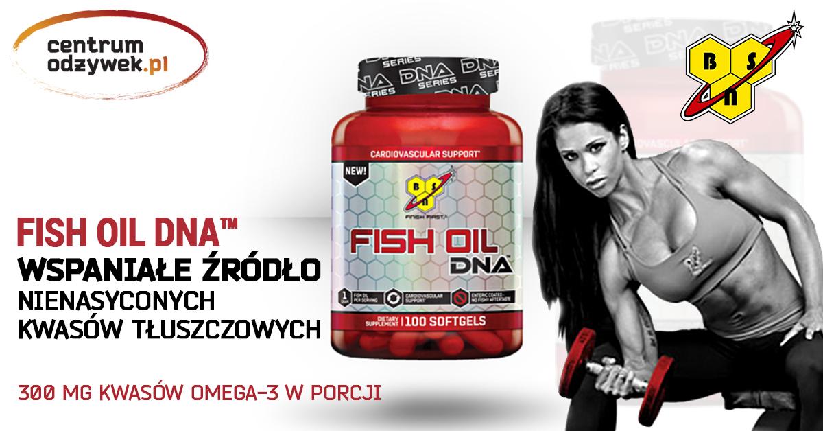 BSN DNA Fish Oil