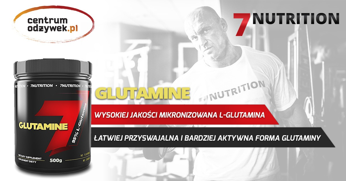 7 nutrition glutamine