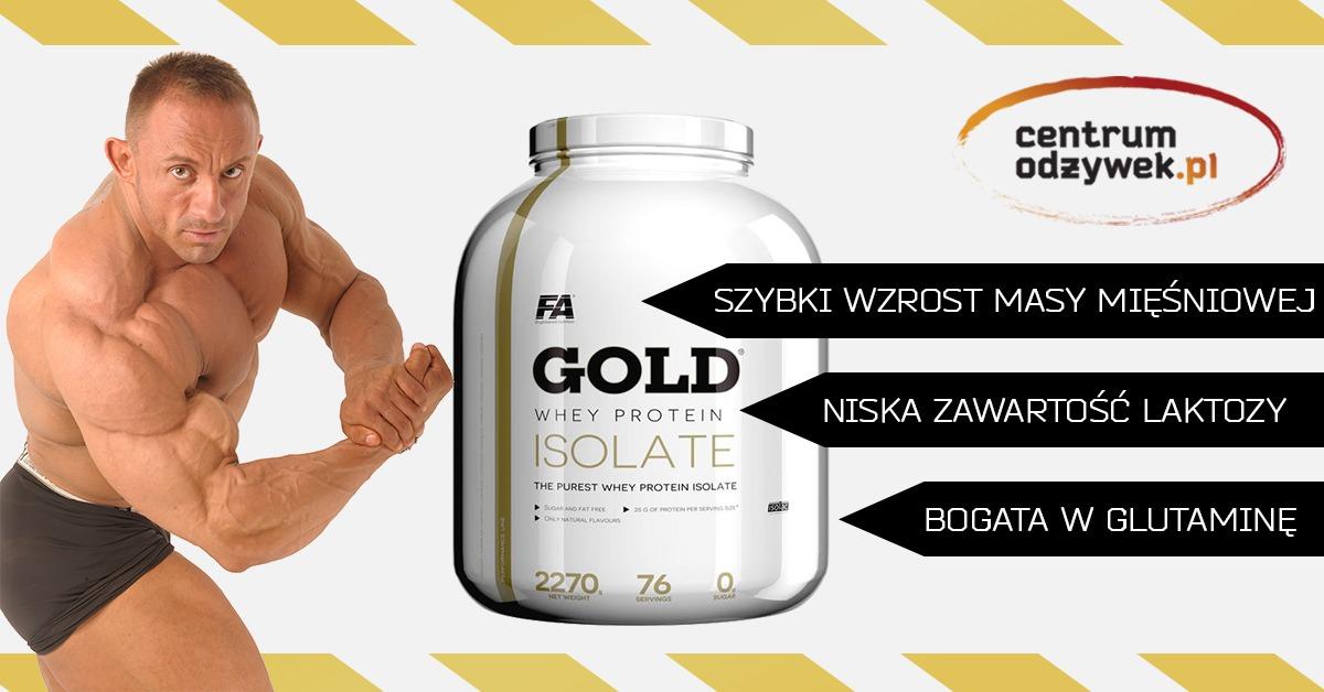FA Gold Protein Isolate